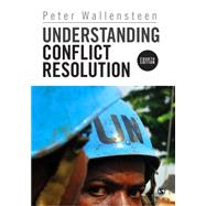 Understanding Conflict Resolution by Wallensteen, Peter, 9781473902114