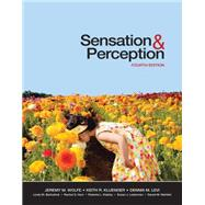 Sensation & Perception by Wolfe, Jeremy M.; Kluender, Keith R.; Levi, Dennis M., 9781605352114