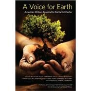 A Voice for Earth by Corcoran, Peter Blaze, 9780820332116