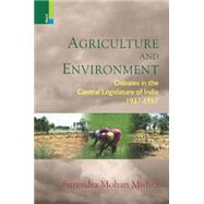 Agriculture and Environment by Mishra, Surendra Mohan, 9789384082116