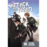 Attack on Titan 18 by Isayama, Hajime, 9781632362117