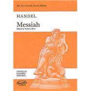 Messiah: Vocal Score by Handel, G. F., 9780853602118