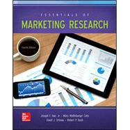 LooseLeaf for Essentials of Marketing Research by Hair, Jr., Joseph;Celsi , Mary;Ortinau , David;Bush , Robert, 9780078112119