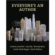 Everyone's An Author by LUNSFORD,ANDREA, 9780393932119