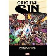 Original Sin Companion by Marvel Comics, 9780785192121