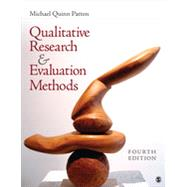 Qualitative Research & Evaluation Methods by Patton, Michael Quinn, 9781412972123