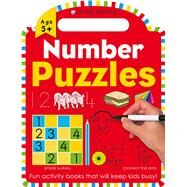 Priddy Learning: Number Puzzles by Priddy, Roger, 9780312522124
