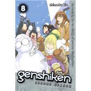 Genshiken: Second Season 8 by Kio, Shimoku, 9781632362124
