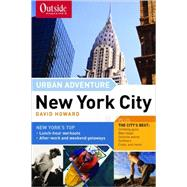 Outside Mag Urban Adv: Ny City Pa by Outside Magazine, 9780393322125