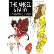 The Angel & Fairy Colouring Book by Balchin, Rebecca, 9781782212126