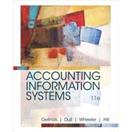 Accounting Information Systems by Gelinas, Ulric J.; Dull, Richard B.; Wheeler, Patrick; Hill, Mary Callahan, 9781337552127
