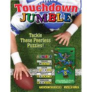 Touchdown Jumble by Tribune Content Agency, Llc, 9781629372129