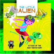 The Little Alien by Quinn, Jason; Nagulakonda, Rajesh, 9789381182130