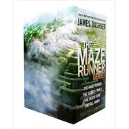 The Maze Runner Series by Dashner, James, 9781101932131