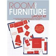 Room and Furniture Layout Kit by Muncie Hendler, 9780486242132
