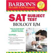 Barron's Sat Subject Test Biology E/M by Goldberg, Deborah T., 9781438002132