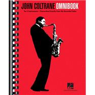 John Coltrane Omnibook: For C Instruments by Coltrane, John (COP), 9781458422132