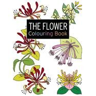 The Flower Colouring Book by Pinder, Polly, 9781782212133