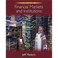 Financial Markets and Institutions (with Stock Trak Coupon) by Madura, Jeff, 9780538482134