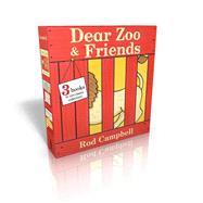 Dear Zoo & Friends by Campbell, Rod, 9781481482134