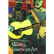 African-American Art by Sharon F. Patton, 9780192842138