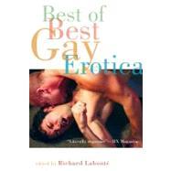 Best of Best Gay Erotica 2 by Labonté, Richard, 9781573442138