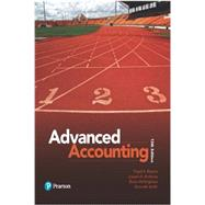 Advanced Accounting by BEAMS & ANTHONY, 9780134472140
