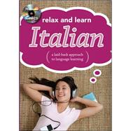 Relax and Learn Italian (Audio CD and Booklet) by The Publishing Cupboard, 9780071622141