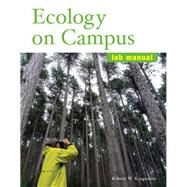 Ecology on Campus by Kingsolver, Robert, 9780805382143