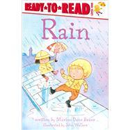 Rain by Bauer, Marion  Dane; Wallace, John, 9781481462143