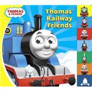 Thomas' Railway Friends by Random House, 9780399552144
