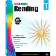 Spectrum Reading Workbook, Grade 1 by Spectrum, 9781483812144