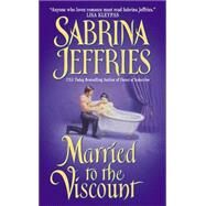 Married To Viscount by Jeffries Sabrina, 9780060092146