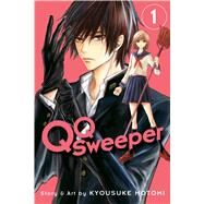QQ Sweeper 1 by Motomi, Kyousuke, 9781421582146