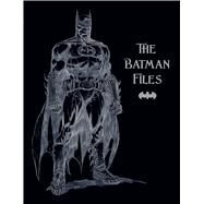 The Batman Files by Manning, Matthew, 9781449462147