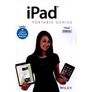 Ipad Portable Genius by McFedries, Paul, 9781118932148