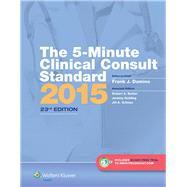The 5-Minute Clinical Consult Standard 2015 30-Day Enhanced Online Access + Print by Domino, Frank J.; Baldor, Robert A.; Grimes, Jill A.; Golding, Jeremy, 9781451192148