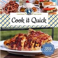 Cook It Quick by Gooseberry Patch, 9781620932148