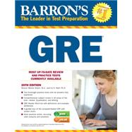 Barron's GRE by Green, Sharon Weiner; Wolf, Ira K., Ph.d, 9781438002149