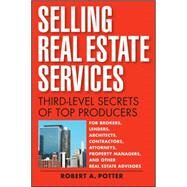 Selling Real Estate Services by Potter, Robert A., 9781119112150