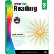 Spectrum Reading Workbook, Grade 2 by Spectrum, 9781483812151