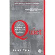 Quiet by Cain, Susan, 9780307352156