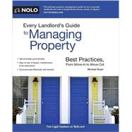 Every Landlord's Guide to Managing Property by Boyer, Michael, 9781413322156