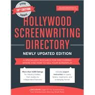 Hollywood Screenwriting Directory Spring/Summer by Douma, Jesse, 9781440352157
