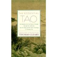 The Essential Tao by Cleary, Thomas F., 9780062502162