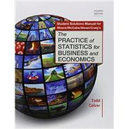 Student Solutions Manual for The Practice of Statistics for Business and Economics by Moore, David S.; McCabe, George P.; Alwan, Layth C.; Craig, Bruce A.; Duckworth, William M., 9781464132162