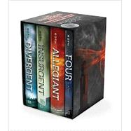 The Divergent Series: Divergent + Insurgent + Allegiant + Four by Roth, Veronica, 9780062352163