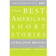 The Best American Short Stories 2011 by Brooks, Geraldine; Pitlor, Heidi, 9780547242163