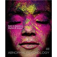 Abnormal Psychology by Rosenberg, Robin; Kosslyn, Stephen, 9781429242165