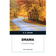 Drama A Pocket Anthology (Penguin Academics Series) by Gwynn, R. S., 9780205032167